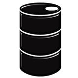 Oil Drum Stock Photography