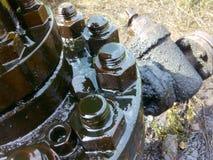 Oil equipment Stock Photos