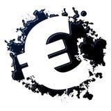 Oil Euro Stock Photo