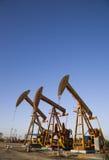 Oil exploration Stock Photo
