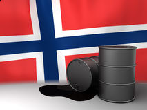 Oil exporter Royalty Free Stock Photography