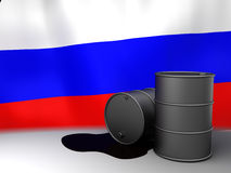 Oil exporter Royalty Free Stock Image