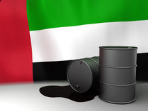 Oil exporter Stock Image