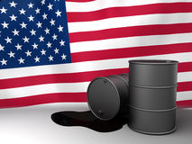 Oil exporter Royalty Free Stock Images