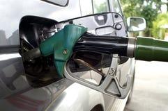 Oil filler Stock Images