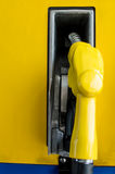 Oil filling station Stock Images