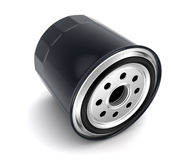 Oil filter. Car (done in 3d Royalty Free Stock Image