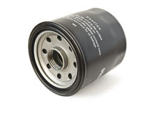 Oil filter Royalty Free Stock Photos
