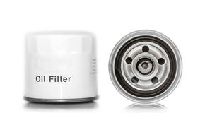 Oil filter Stock Images