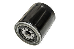 Oil Filter Royalty Free Stock Photography