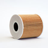 Oil filter element Stock Photos