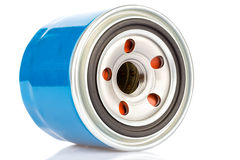 Oil filter for an internal combustion engine Stock Photo