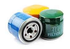 Oil Filter Stock Image