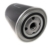 Oil filter Royalty Free Stock Image