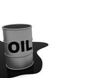 Oil flank backround Royalty Free Stock Photos