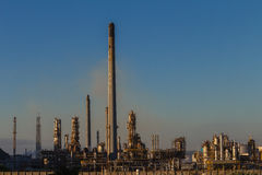 Oil Fuel Refinery Plant Stock Photos
