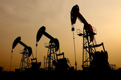 Oil and gas Royalty Free Stock Image