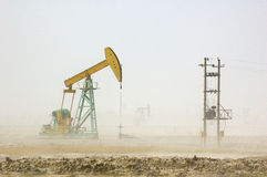 Oil and gas Royalty Free Stock Photography