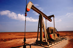 Oil and Gas Stock Photo