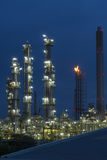 Oil and Gas industrial refinery plant. Stock Photography