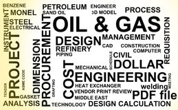 Oil and Gas industry Royalty Free Stock Photo
