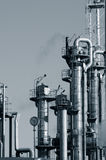 Oil and gas industry concept Stock Images