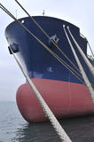 Oil and gas industry - grude oil tanker Royalty Free Stock Photo