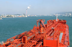 Oil and gas industry - grude oil tanker Stock Photos