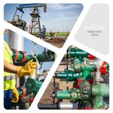 Oil And Gas Industry. Stock Photos