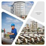Oil And Gas Industry. Stock Photography