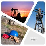 Oil And Gas Industry. Royalty Free Stock Photography