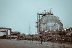 Gas storage Royalty Free Stock Image
