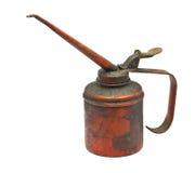 Oil hand pump Stock Image