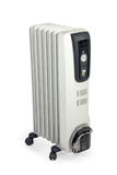 Oil heater Royalty Free Stock Image