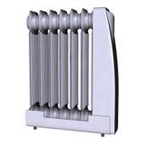 Oil Heater Royalty Free Stock Photo
