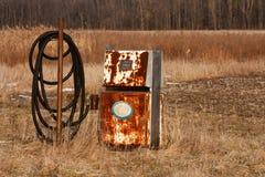 Oil Heritage Stock Photo