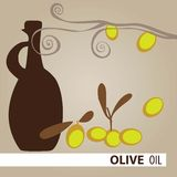 Oil Icons Royalty Free Stock Photography
