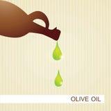 Oil Icons Stock Photo