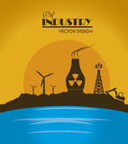 Oil industry Royalty Free Stock Image