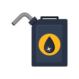 Oil industry design Royalty Free Stock Photo