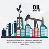 Oil industry production petroleum icon. Tower oil pump industry production petroleum icon, vector illustration vector illustration