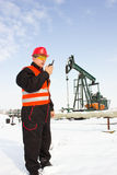 Oil Industry stock photography
