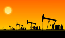 Oil industry Stock Photos