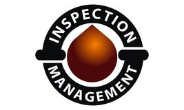 Oil Inspection Management Royalty Free Stock Image