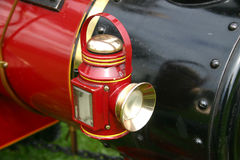 Oil lamp Royalty Free Stock Image