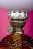 Oil Lamp Close-Up Royalty Free Stock Photography