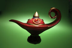Oil Lamp Stock Image