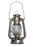 Oil lamp isolated Stock Photography