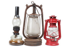 Oil lamp Royalty Free Stock Photos