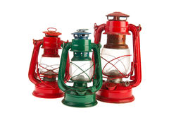 Oil lamps Royalty Free Stock Photo